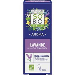 SO'BiO étic So'bio Etic Huille apaisante Bio lavande le flacon de 10ml