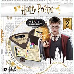 Hasbro Hasbro Gaming Trivial Pursuit Harry Potter volume 2, 12+ ans le jeu