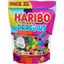 Haribo Haribo Bonbons Dragibus Original + Soft le sachet de 850 g