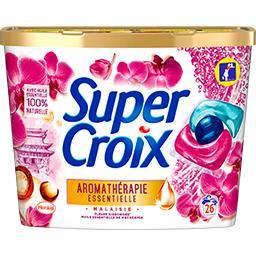 Super Croix Super Croix Doses de lessive Aromathérapie Malaisie les 26 doses de 13 g
