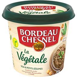 Bordeau Chesnel Bordeau Chesnel Tartinable La Végétale soja & petits légumes le pot de 180 g