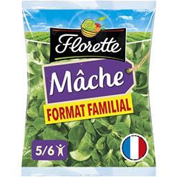 Florette Florette Mâche le sachet de 200 g - Format familial