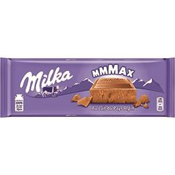 Milka Milka Mmmax - Chocolat au lait du Pays Alpin la tablette de 270 g