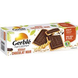 Gerblé Gerblé Biscuit choco noir intense la boite de 12 - 150 g