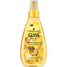 Gliss - Brume miracle Hair Repair huile légère