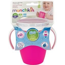 Munchkin Munchkin Tasse d'apprentissage silicone 6 m+ la tasse