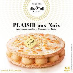 Labeyrie Recette Lenôtre Paris Plaisir aux Noix 6-8 parts la boite de 410 g