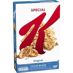 Kellogg's Kellogg's Special K - Céréales Nature la boîte de 440g