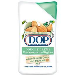 Dop Dop Douche crème douceurs de nos régions, lait d'amande douce de Provence le flacon de 250 ml