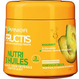 Nutri 3 Huiles - Masque soin intense cheveux secs