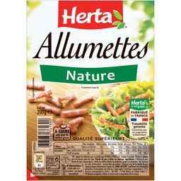 Herta Herta Allumettes nature la barquette de 200 g