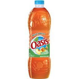 Oasis Oasis Boisson pêche-abricot la bouteille de 2 l