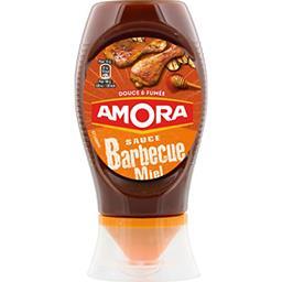 Amora Amora Sauce barbecue miel le flacon de 282 g