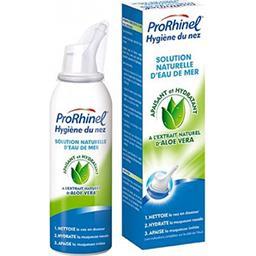 Prorhinel Prorhinel Spray Nasal Hygiène du nez à l'Aloe Vera enfant/adulte le spray de 100ml
