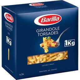 Barilla Barilla Pâtes Girandole Torsades le paquet de 1kg