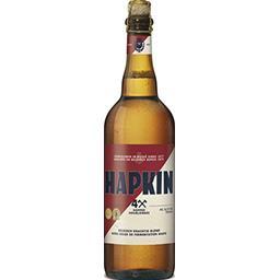 Hapkin Hapkin Bière blonde belge de fermentation haute 8,50° la bouteille de 75cl
