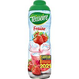 Teisseire Teisseire Sirop de fraise le bidon de 60 cl