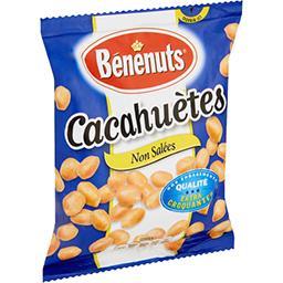 Bénénuts Bénénuts Cacahuètes non salées extra croquantes le paquet de 200 g