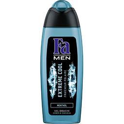 Fa Fa Men - Gel douche 2 en 1 corps & cheveux Extreme Cool au menthol le flacon de 250 ml