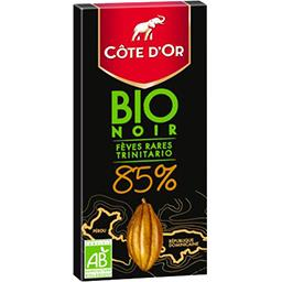 Côte d'Or Côte d'Or Chocolat noir 85% BIO la tablette de 90 g