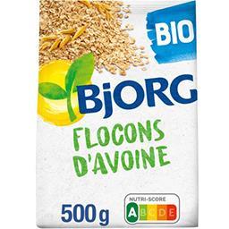 Bjorg Bjorg Flocons d'avoine complète BIO le paquet de 500 g