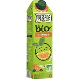 Pressade Pressade Le BIO - Nectar d'orange BIO la brique de 1 l