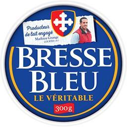 Bresse Bleu Bresse Bleu Le Véritable - Bleu de Bresse le fromage de 300 g