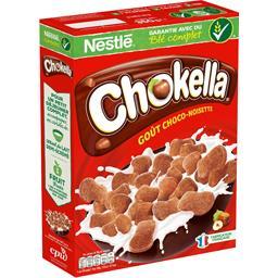 Nestlé Nestlé Céréales Chokella - Céréales goût choco-noisette la boite de 350 g