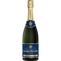 Canard-Duchêne Sélection Foire aux vins Canard-Duchêne, Champagne Premier Cru brut 12% AOP la bouteille de 75 cl