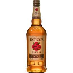 Four roses Four Roses Kentucky Straight Bourbon Whiskey la bouteille de 70 cl