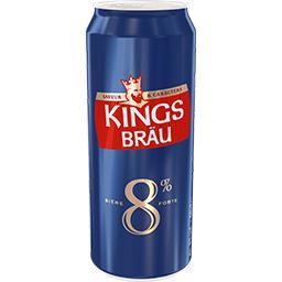 Kingsbräu Kingsbräu Bière forte la canette de 50 cl