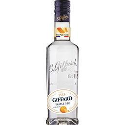 Giffard Giffard Liqueur triple sec la bouteille de 35cl