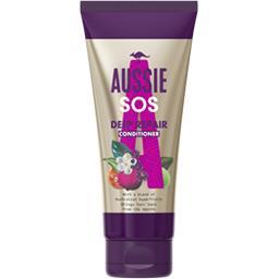 Aussie Aussie Après-shampoing aux superfruits australiens pour cheveux abîmés La bouteille de 200ml