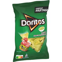 Doritos Doritos Doritos goût guacamole format partage le sachet de 230g