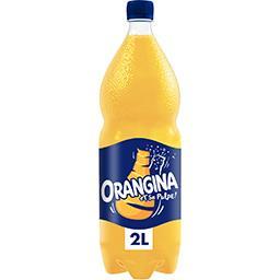 Orangina Orangina Soda aux fruits et sa pulpe la bouteille de 2 l