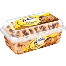 La Laitière La Laitière Crème glacée café gourmand billes chocolatées le bac de 510 g