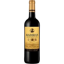 Carte d'Or Cave de Crouseilles Madiran Carte d'Or, vin rouge la bouteille de 75 cl
