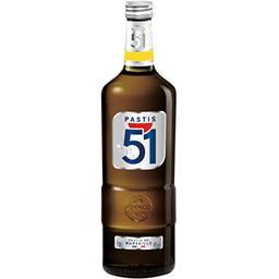 Pastis 51 Pastis 51 Pastis de Marseille la bouteille de 100 cl