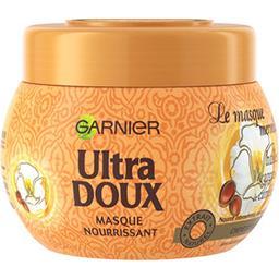 Garnier Garnier Ultra Doux - Le masque merveilleux huiles d'argan et camélia cheveux secs le pot de 300 ml