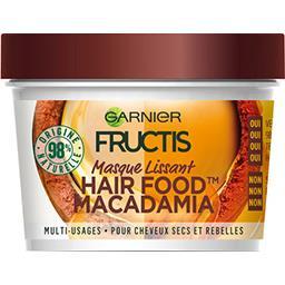 Fructis - Masque macadamia Hair Food