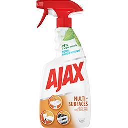 Ajax Ajax Nettoyant ménager multisurfaces le spray de 500 ml