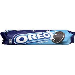 Oreo Oreo Biscuits Original goût vanille le paquet de 154 g