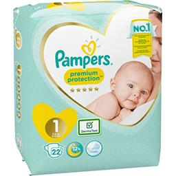 Couches New Baby taille 1 : 2-5 kg