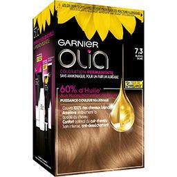 Garnier Garnier Olia - coloration cheveux 7.3 blond doré la boîte