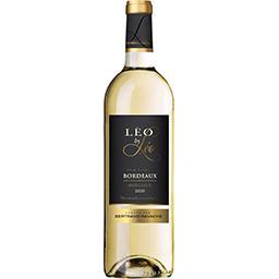Léo By Léo Léo by Léo Bordeaux moelleux, vin blanc la bouteille de 75 cl