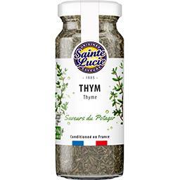 "Thym ""saveurs du potager"""