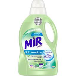 Mir Mir Délicat - Soin lavant pur à l'eau micellaire le flacon de 1,44 l