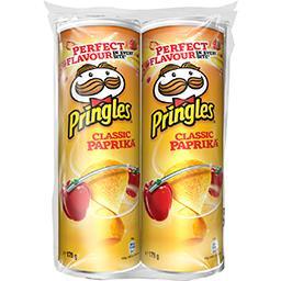 Pringles Pringles Pringles Sweet Paprika (2x175g Ballot, paquet 0.3500