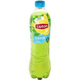 Lipton Lipton Green Ice Tea saveur citron zéro sucres la bouteille de 1l