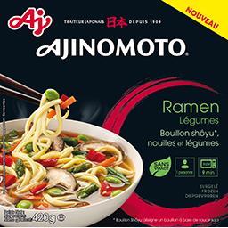 Ajinomoto Ajinomoto Ramen légumes la boite de 420 g